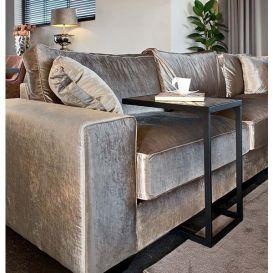 Sofa tafel Herringbone 65x55cm