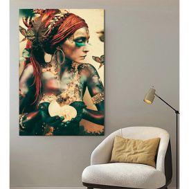Mondiart schilderij Ibarra Summon AluArt 80x120 cm Glans