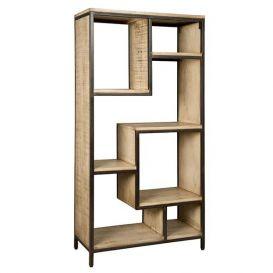 Boekenkast w/n 90x40cm