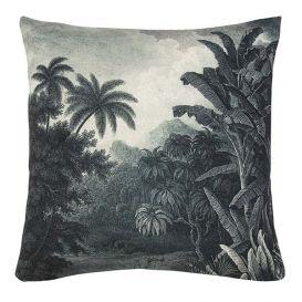 Kussen geprint jungle 45x45cm