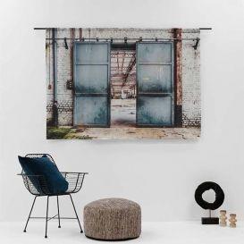 Wandkleed Spinning Doors small Urban Cotton