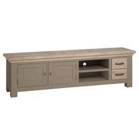 Tv-meubel Parma lever 2 deurs 2 laden