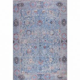 Vloerkleed Jamila blauw 230x160cm