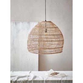 Hanglamp riet naturel 60cm